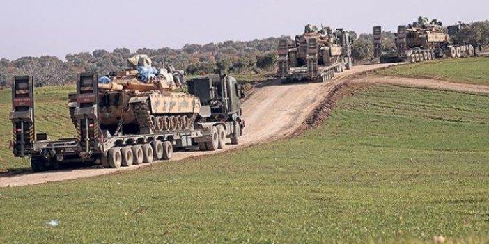 TSK'dan İdlib'te kritik hamle: Yeni mevziler açılıyor!