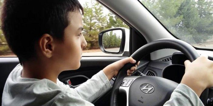 """Sait Özsoy: """"2400 çocuk sürücü koltuğunda öldü"""""""