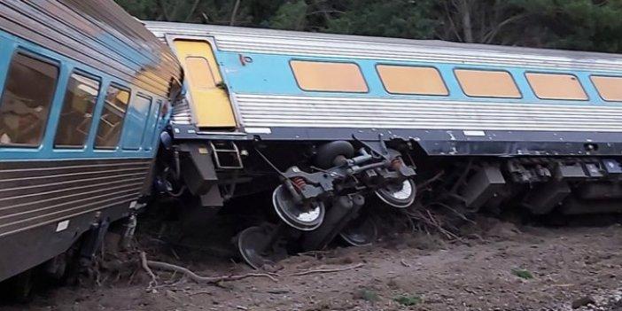 Avustralya'da tren kazası: 2 ölü