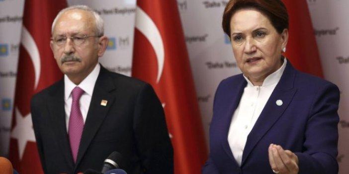 Meral Akşener ve Kemal Kılıçdaroğlu'ndan İdlib mesajı