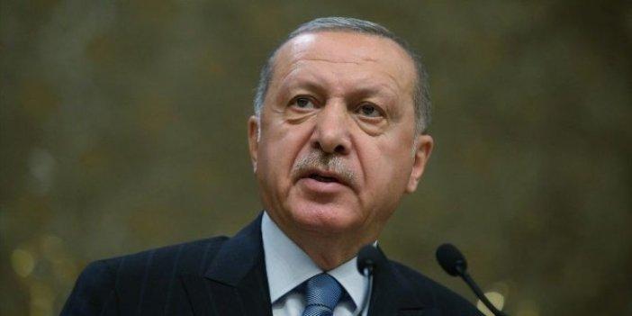 Erdoğan, Sarraj'ı kabul etti