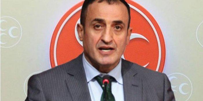 MHP'li Atila Kaya'dan Erdoğan'a dikkat çeken gönderme