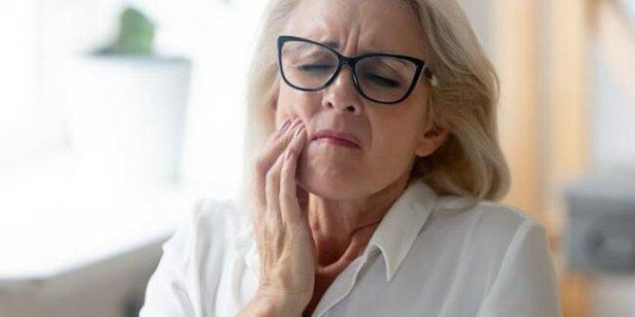 Çene ağrısının nedeni kalp krizi olabilir