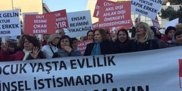 AKP'den 'erken yaşta evlilik' için yeni hamle!