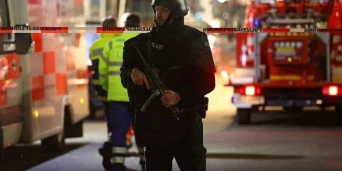 Almanya'da nargile kafeye saldırı
