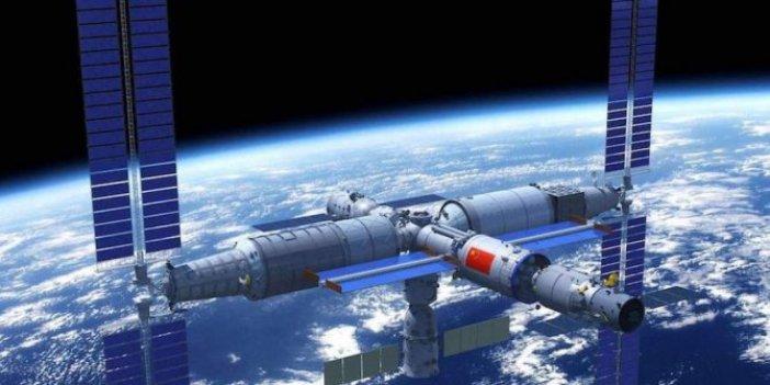 Çin yeni uzay istasyonu kuracak!