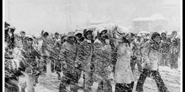 Ülkücü şehit Mustafa Erol'un tarihi fotoğrafı Yeniçağ'da