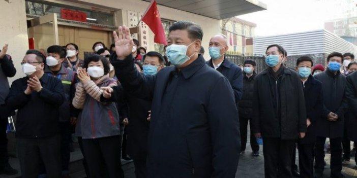 Çin Başkanı Şi Cinping'ten coronavirüs açıklaması