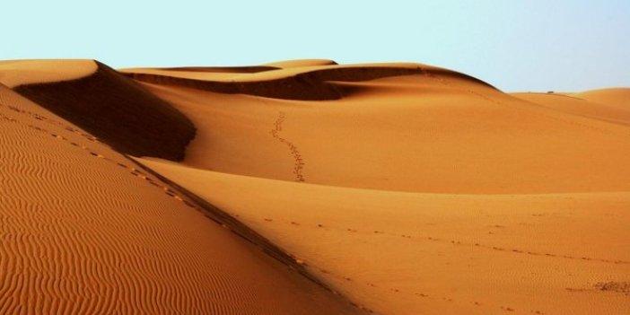 Yüzde 80'i çöl olan Türkmenistan 10 bin ton kum alacak!