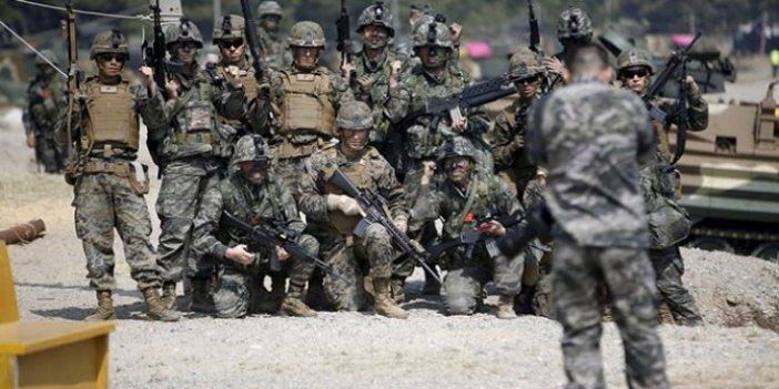 Coronavirüs ABD askerlerine de sıçradı