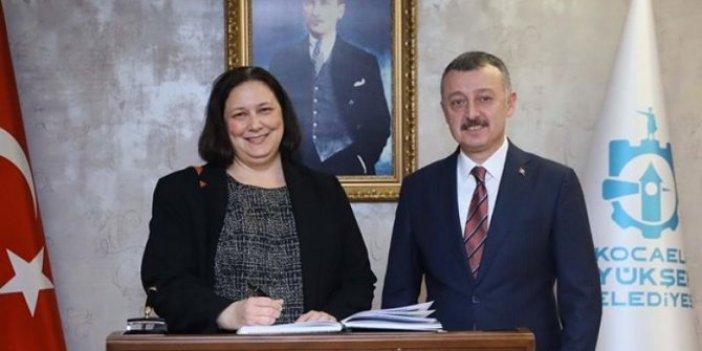 ABD İstanbul Konsolosunun Kocaeli'de ne işi var?