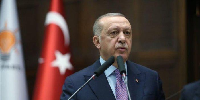 Recep Tayyip Erdoğan, AKP grup toplantısında konuştu