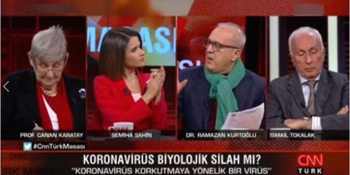 Ramazan Kurtoğlu'ndan coronavirüs ile ilgili flaş iddia: Elimde belgeleri var