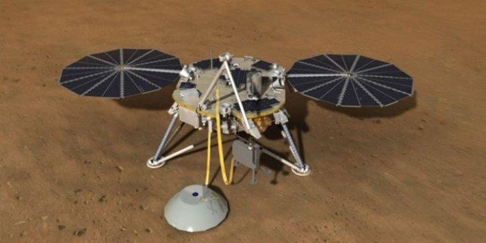 Mars'ta deprem oluyor mu?