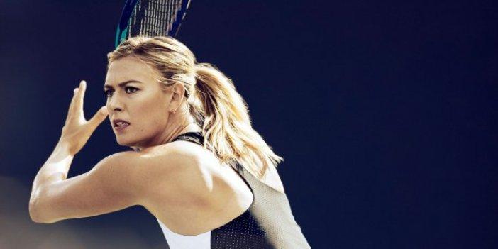 Maria Sharapova, tenis kariyerini noktaladı