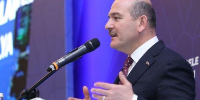 """Süleyman Soylu: """"Avrupa'nıncansimidiTürkiye'dir"""""""