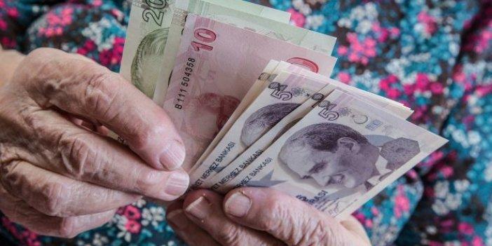 Bankalardan emeklilere 2 bin 500 TL promosyon!