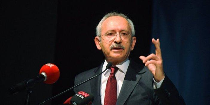 """Kemal Kılıçdaroğlu: """"Erken seçime hazırız"""""""