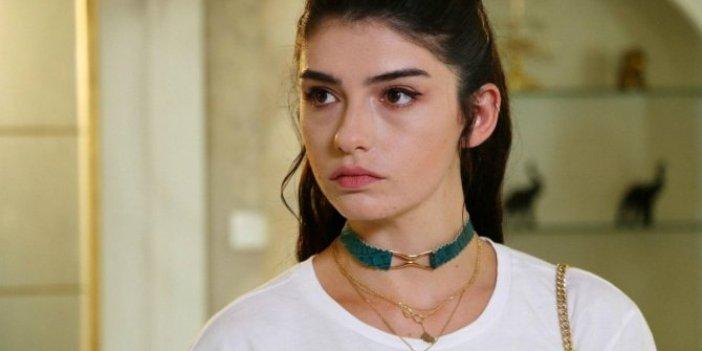 Hazar Ergüçlü'den Serenay Sarıkaya'ya tam destek