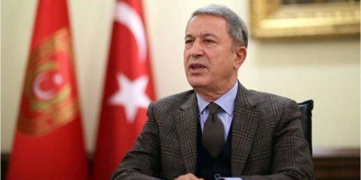Milli Savunma Bakanı Hulusi Akar'dan İdlib açıklaması!