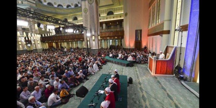 Din-devlet ve ibadet-siyaset üzerine