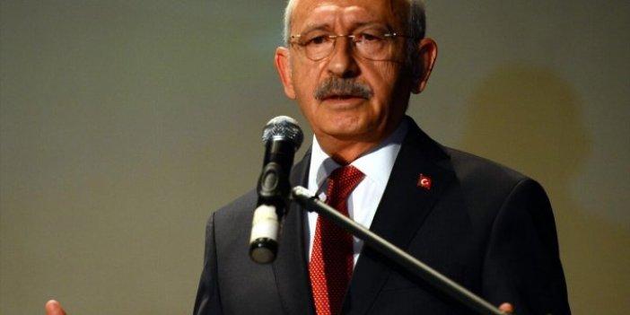 Kemal Kılıçdaroğlu'ndan İdlib açıklaması