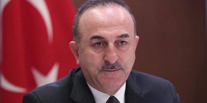 Mevlüt Çavuşoğlu NATO Genel Sekreteri ile görüştü