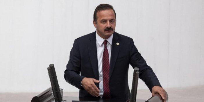 Süleyman Soylu'ya bir tepki de İYİ Partili Yavuz Ağıralioğlu'ndan geldi