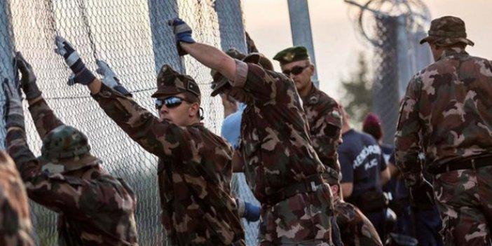 Yunanistan Türkiye sınırına asker yığıyor!