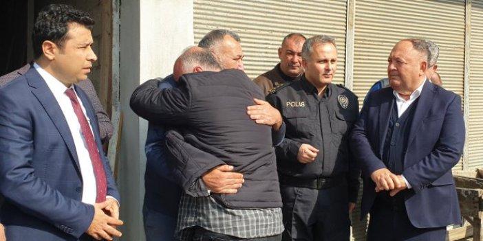 İdlib şehidinin babası 43 yıl sonra aynı acıyı yaşadı