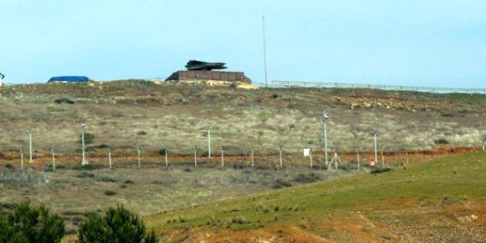 Hatay'da füzelerin yönü Suriye'ye çevirildi