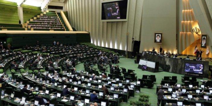 İran'da parlamento askıya alındı