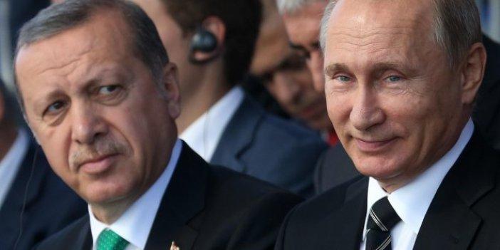 Tayyip Erdoğan ve Putin anlaştı!
