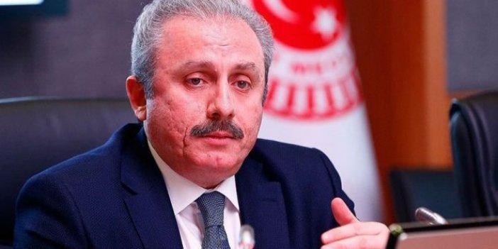 Meclis Başkanı Şentop'tan İdlib görüşmesi açıklaması