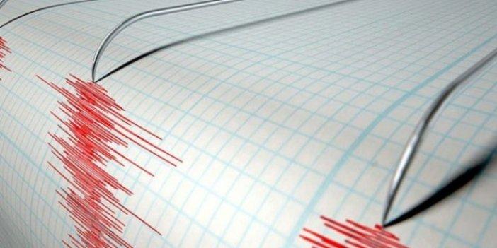 Türkiye - İran sınırında deprem!