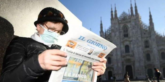 İtalya'da coronavirüs salgını büyüyor