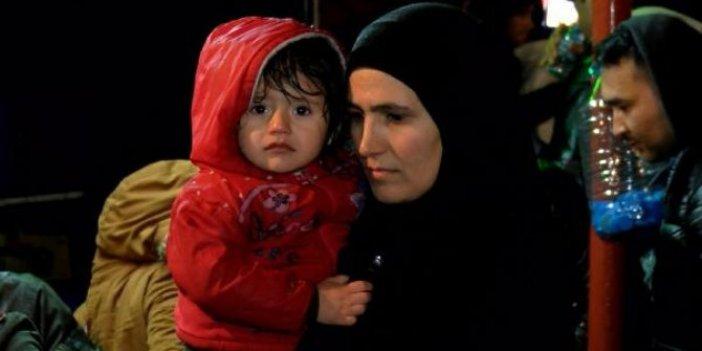 Edirne'de göçmenlerden sınıra akın