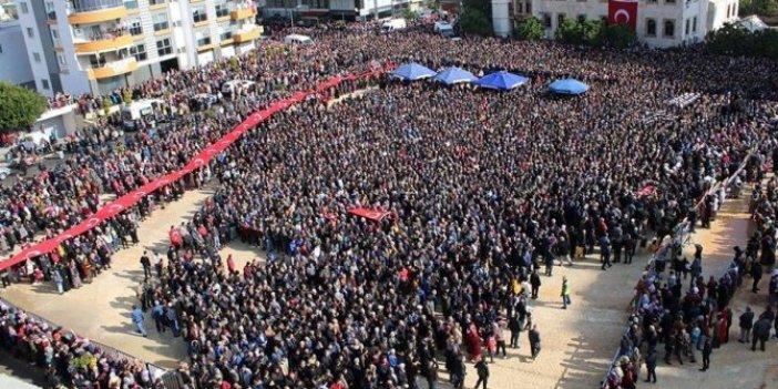İdlib şehitlerine son veda: Türkiye kahramanlarını uğurluyor!