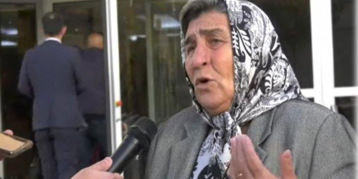 Şehit Anaları Derneği Başkanı Pakize Akbaba'dan Erdoğan'a sert tepki!