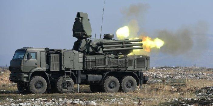 Pantsir hava savunma sistemi nedir? Pantsir hava savunma sisteminin özellikleri neler?