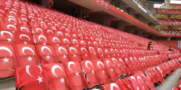 Antalyaspor'dan Fenerbahçe maçı öncesi alkışlanacak hareket
