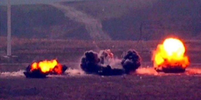 Halep'teki Neyrab askeri havaalanını vuruldu