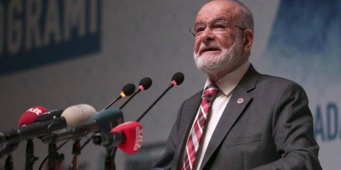 Temel Karamollaoğlu'ndan hükümete çağrı: 'Verdiğiniz IBAN numarasını geri çekin, siz IBAN numarası isteyin'