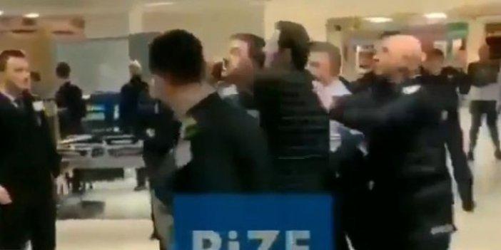 Çaykur Rizespor Başkanı Hasan Kartal, ortalığı birbirine kattı