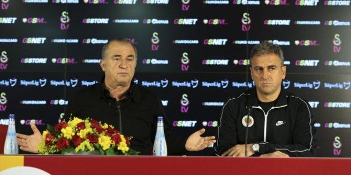 Fatih Terim ve Hamza Hamzaoğlu'ndan ortak mesaj