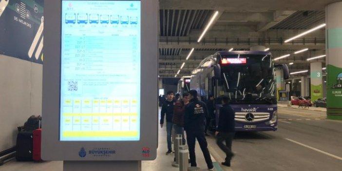 İstanbul Havalimanı'nda İBB'ye engel