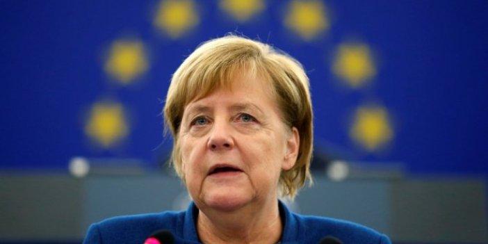 Merkel'den İdlib ve sığınmacı açıklaması
