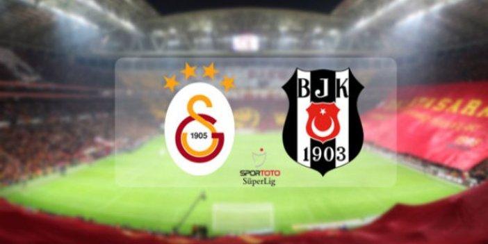 Galatasaray Beşiktaş derbisi ne zaman, saat kaçta?
