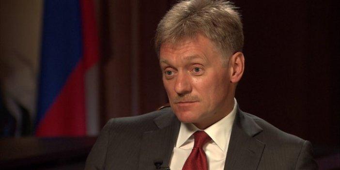 Kremlin Sözcüsü Peskov'dan Türkiye açıklaması