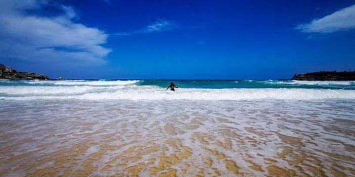 İklim değişikliğinde çarpıcı araştırma: Kumsalların yarısı yok olabilir